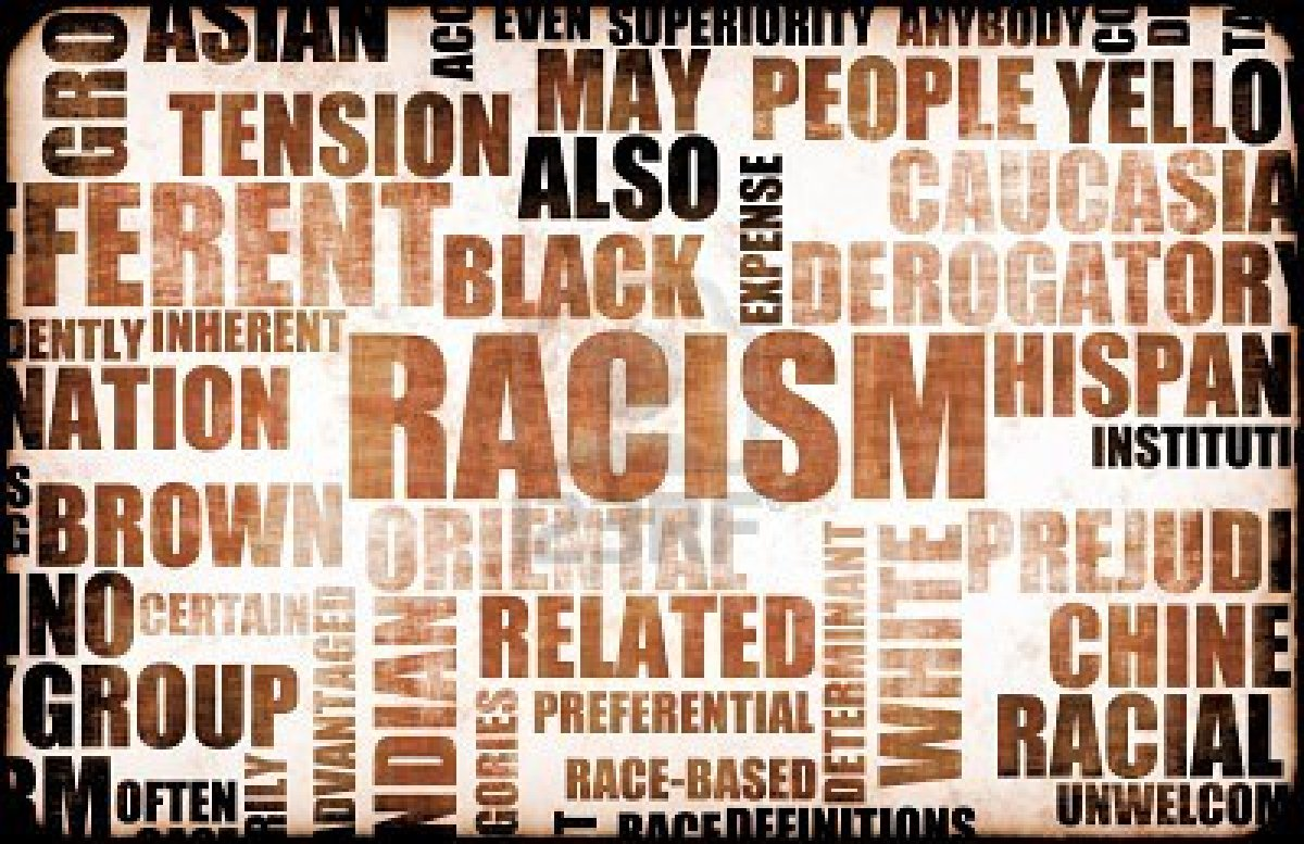 racism in literature thesis